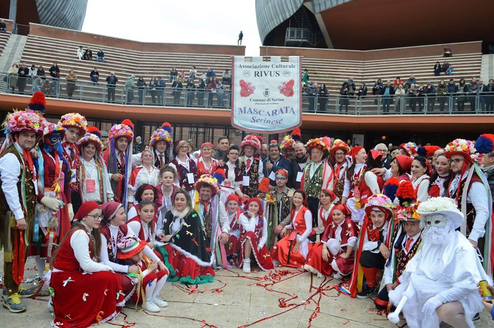 Carnevale e Mascarata Serinese 2017, il calendario degli eventi – FOTO