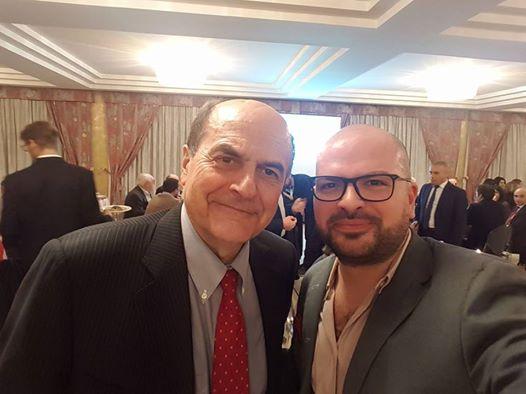 Questa sera ad Avellino con Bersani sabato 25 Marzo a Serino con Rossi