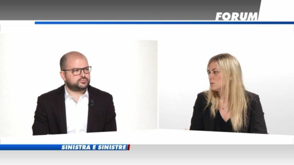 """Intervista rilasciata ad IrpiniaTV su """"Articolo1 – MDP"""" e la venuta di Enrico Rossi, in Irpinia, il 25 Marzo – VIDEO"""