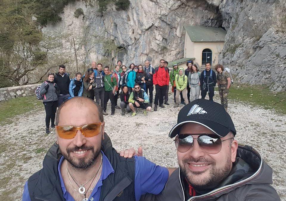 Dal borgo di San Biagio di Serino alla grotta del S.S. Salvatore con Hirpo – FOTO & VIDEO