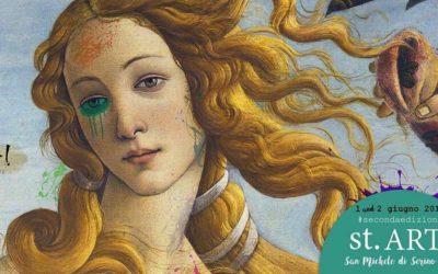 San Michele di Serino st. ART #secondaedizione 🐟🎨🎶 FOTO