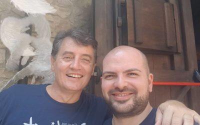 Servizio Rai su Serino, a breve on line su www.marcellorocco.it