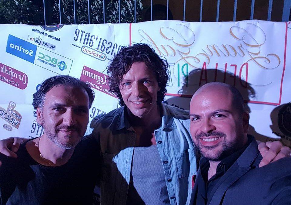 Gran Galà della Pizza, buona la terza. Sold Out con F. Testi – FOTO, VIDEO & REPORTAGE a cura di Avellino.ZON