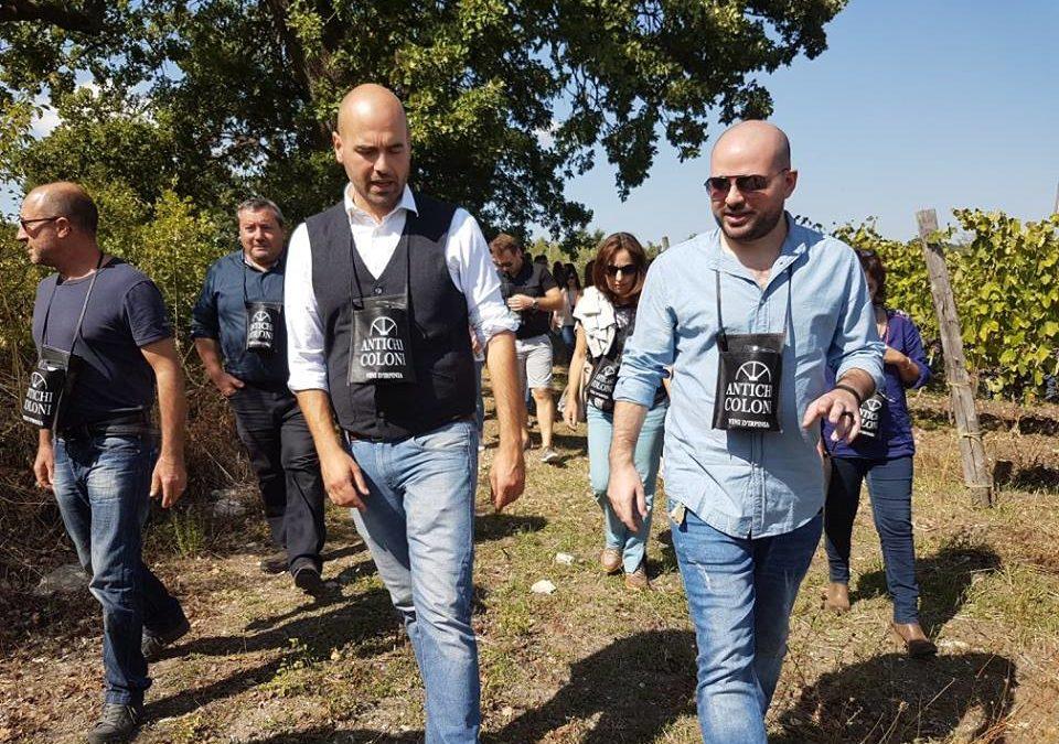 Con IDEA Irpinia abbiamo partecipato a la Macenata di Paternopoli 🍇🏞🍷 FOTO & VIDEO