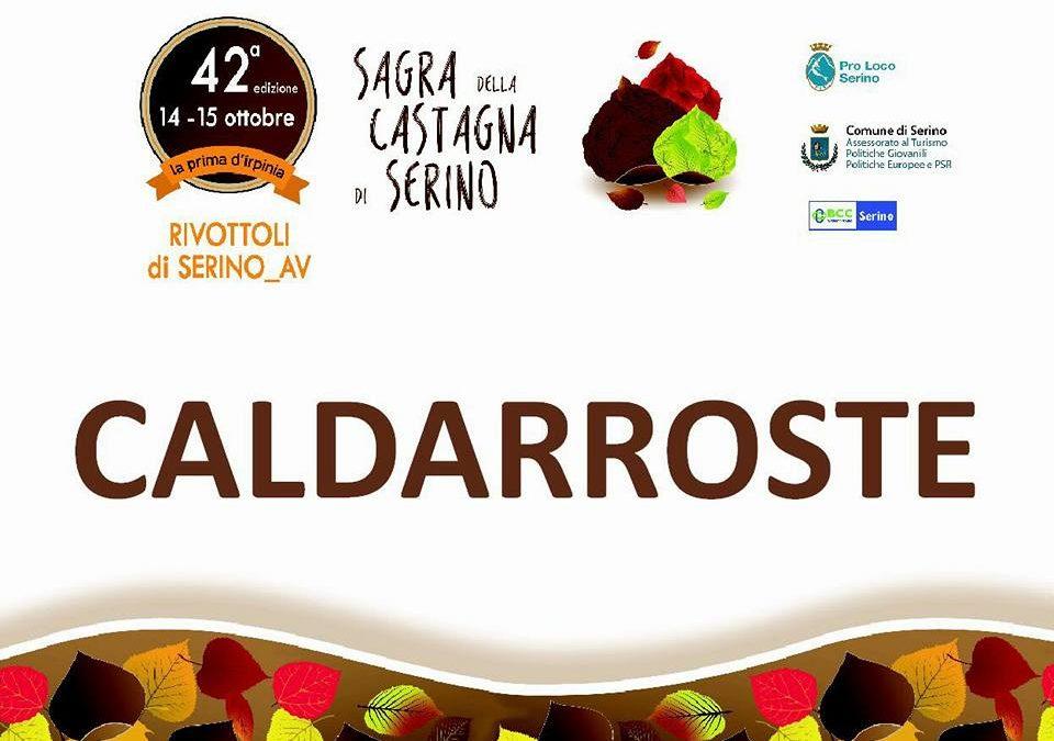 """Programma, menù e principali pietanze della: """"42° Sagra della Castagna di Serino"""" – FOTO"""