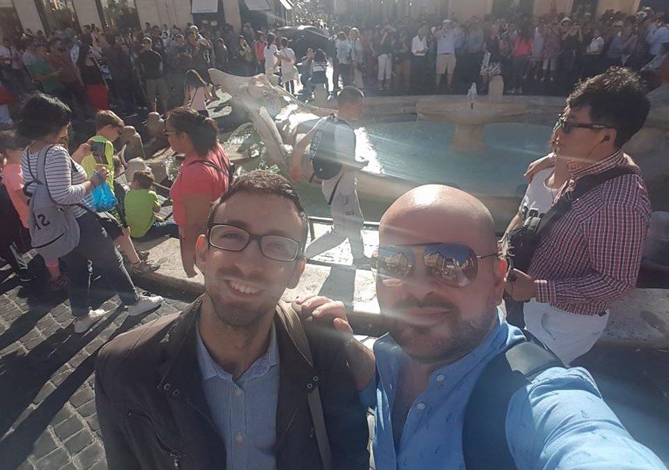 """Con Michele Masulli, a Roma, per gettare le basi dell'Associazione nazionale """"Filo Rosso – Tessitori di Futuro"""""""