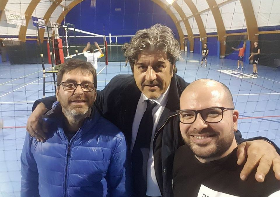 Interserinese Volley una realtà da supportare e incoraggiare. Domani la prima di campionato