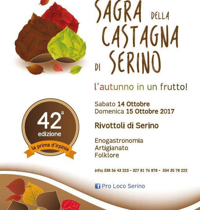 A Serino la 42° Sagra della Castagna, la prima d'Irpinia – VIDEO DOCUMENTARIO & RASSEGNA STAMPA