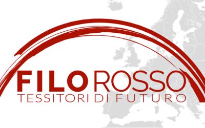 """Nasce, a livello nazionale, l'Associazione """"Filo Rosso – Tessitori di Futuro"""". Promotori in Irpinia Rocco e Schettino – RASSEGNA STAMPA"""