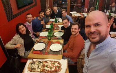 Incontro organizzativo, a Salerno, dell'associazione nazionale Filo Rosso