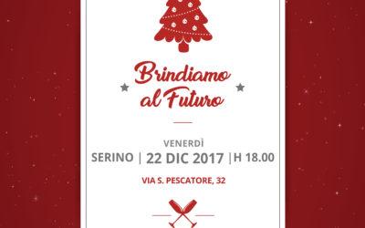 """Brindisi natalizio presso l'Associazione """"BE"""" e celebrazione del 3° anno di attività di """"IDEA Irpinia"""" – RASSEGNA STAMPA"""