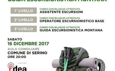 Appuntamento conclusivo di Universo Irpinia con la mostra fotografica e la presentazione dei corsi per Guida Escursionistica Montata – RASSEGNA STAMPA