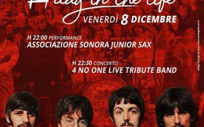 """Al via il terzo appuntamento di Universo Irpinia con la """"Beatles night"""" dal titolo """"A day in the life"""" – RASSEGNA STAMPA"""