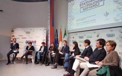 Con i dibattiti sui maggiori temi di interesse nazionale si concludono gli Stati Generali delle Politiche Giovanili – FOTO