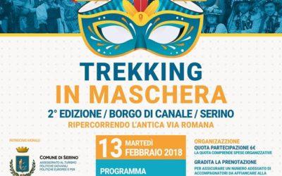 Mascarata Serinese e trekking in maschera. Tutti gli appuntamenti fino a martedì 13 – PROGRAMMI & RASSEGNA STAMPA