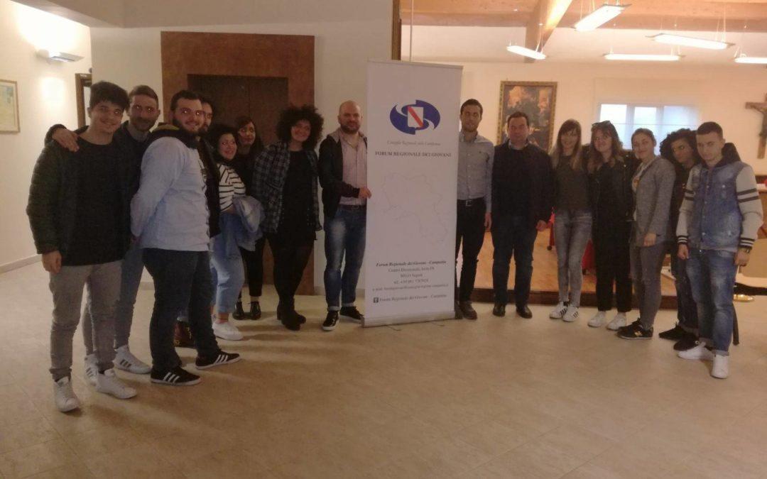 """Con l'assemblea """"Ri-Generiamo il Forum dei Giovani di Serino"""" abbiamo piantato un seme 🌻 – FOTO, VIDEO IRPINIA TV & REPORTAGE AVELLINO.ZON.IT"""