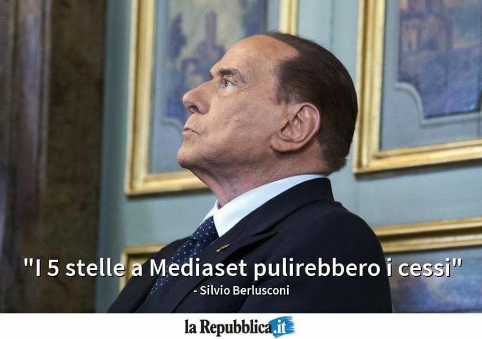 Le indegne parole scandite da Berlusconi ancora una volta ledono gli ultimi ed i lavoratori – REPORTAGE repubblica.it
