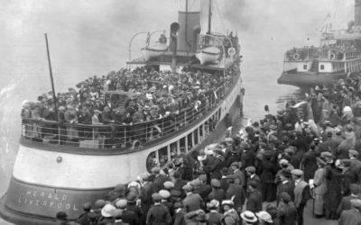 Relazione dell'Ispettorato per l'Immigrazione del Congresso americano sugli immigrati italiani negli Stati Uniti, Ottobre 1912