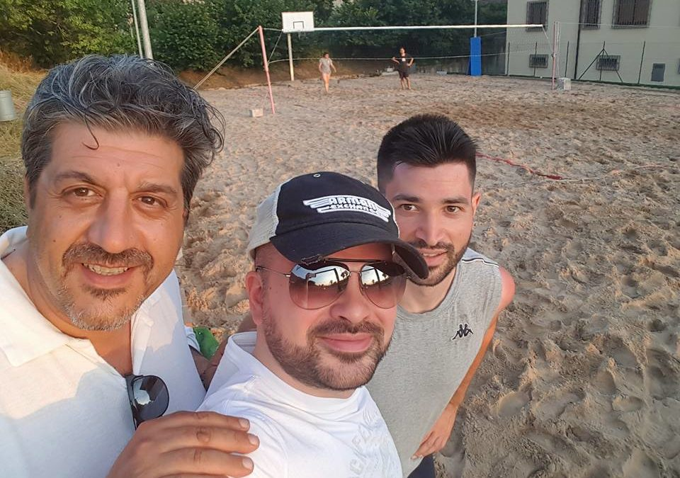 Interserinese beach 2018. Torneo di Beach Volley amatoriale 🏐❤