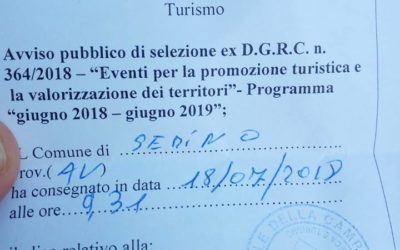Il lavoro legato al progetto POR Campania rappresenta il mio grazie ai volontari di Canalarte e a coloro che si impegnano per Serino