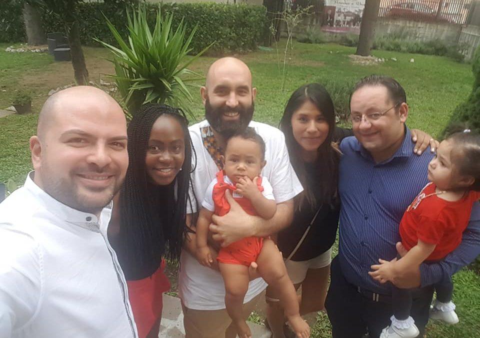 Al battesimo di Ilaria per celebrare la vita – FOTO
