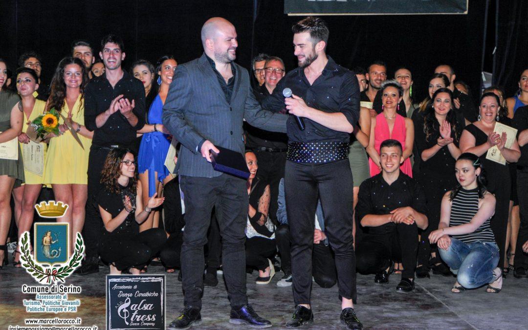 Nicola Sabatino a New York, al Congresso mondiale di Salsa, rappresenta la valorizzazione dei talenti che stiamo portando avanti in Irpinia – VIDEO ESIBIZIONE A NY