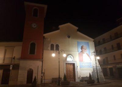 03 Chiesa Maria SS della Neve di Sala di Serino aspettando la Reliquia di San Giovanni Paolo II