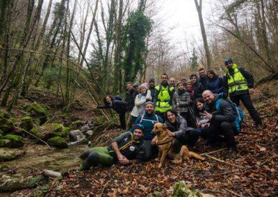 01 foto di gruppo Serino Photo Trekk 3 edizione - 09-12-2018