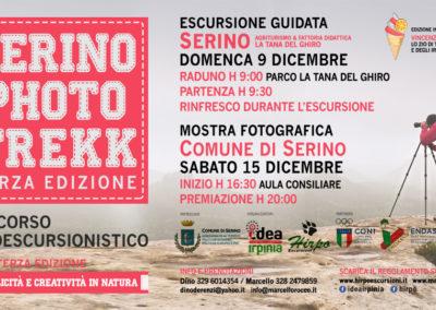 Copertina fb NEW Serino Photo Trekk - 3 edizione
