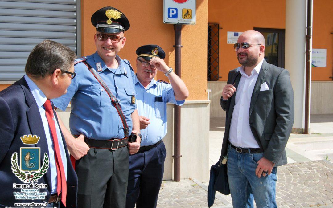 """Assalto al portavalori, in Prefettura il """"grazie"""" agli eroi del Raccordo – SERVIZIO IRPINIA TV"""