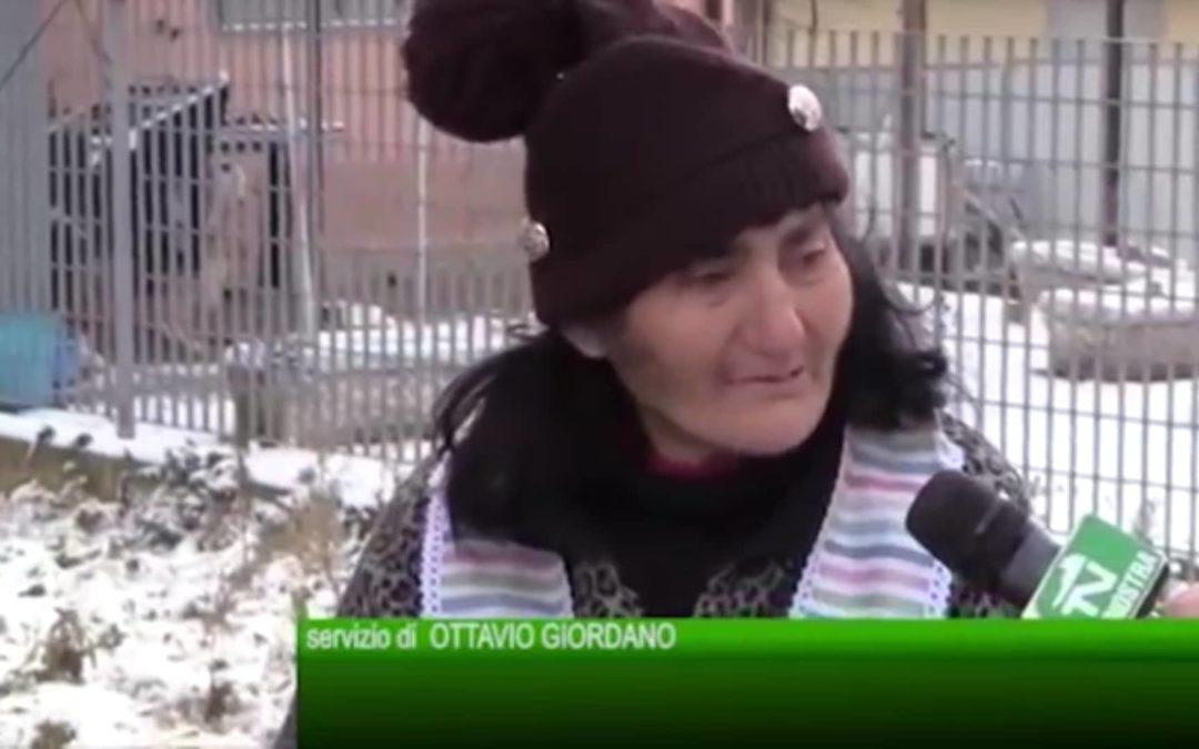 Non lasciamo sola zia Rosa. Aiutaci a darle una mano – VIDEO TELENOSTRA