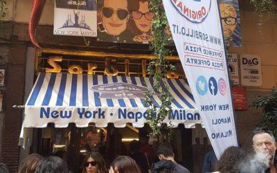 Solidarietà a Gino Sorbillo per il vile attacco dinamitardo avvenuto, al centro storico di Napoli, nella sua pizzeria – REPORTAGE OPEN.ONLINE