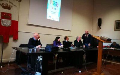 """Con il CONI di Avellino ed il Presidente Saviano per la presentazione di """"Sport in Comune"""" e la promozione dell'Irpinia – FOTO, VIDEO & RASSEGNA STAMPA"""