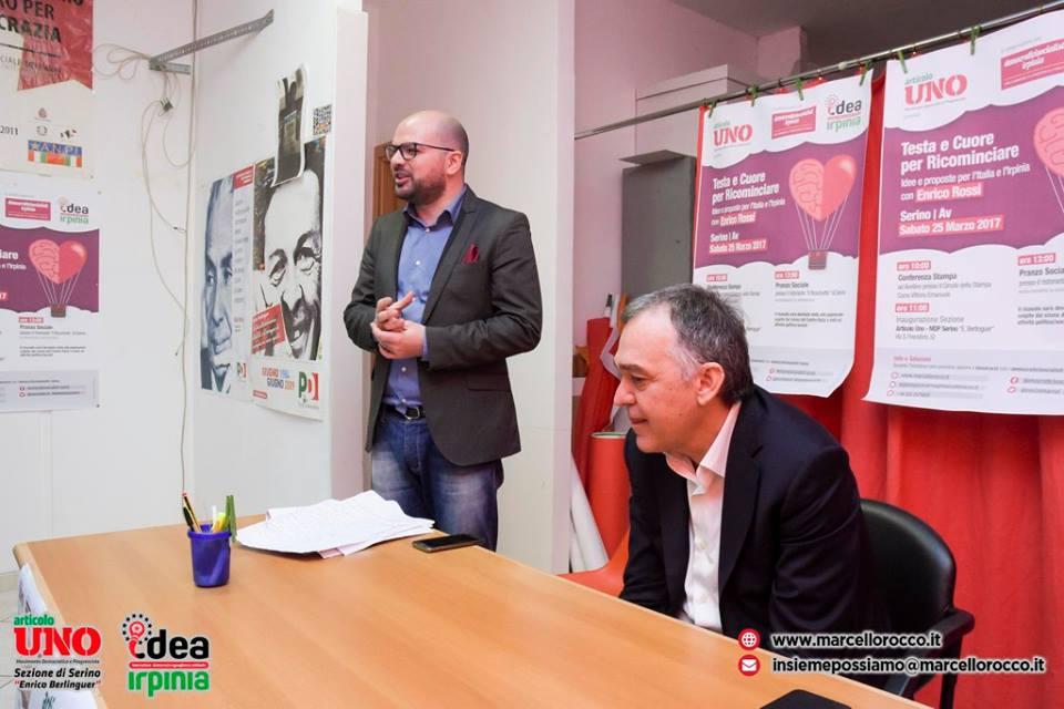 """Enrico Rossi, una delusione dal punto di vista umano e politico, specchio di """"Articolo Uno – MDP"""" nato come operazione di ceto politico – APPROFONDIMENTI IN ALLEGATO"""