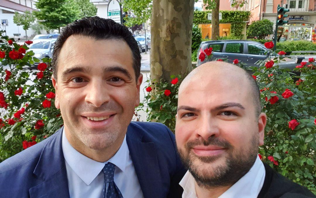 Endorsement per Gianluca Festa candidato Sindaco di Avellino – RASSEGNA STAMPA