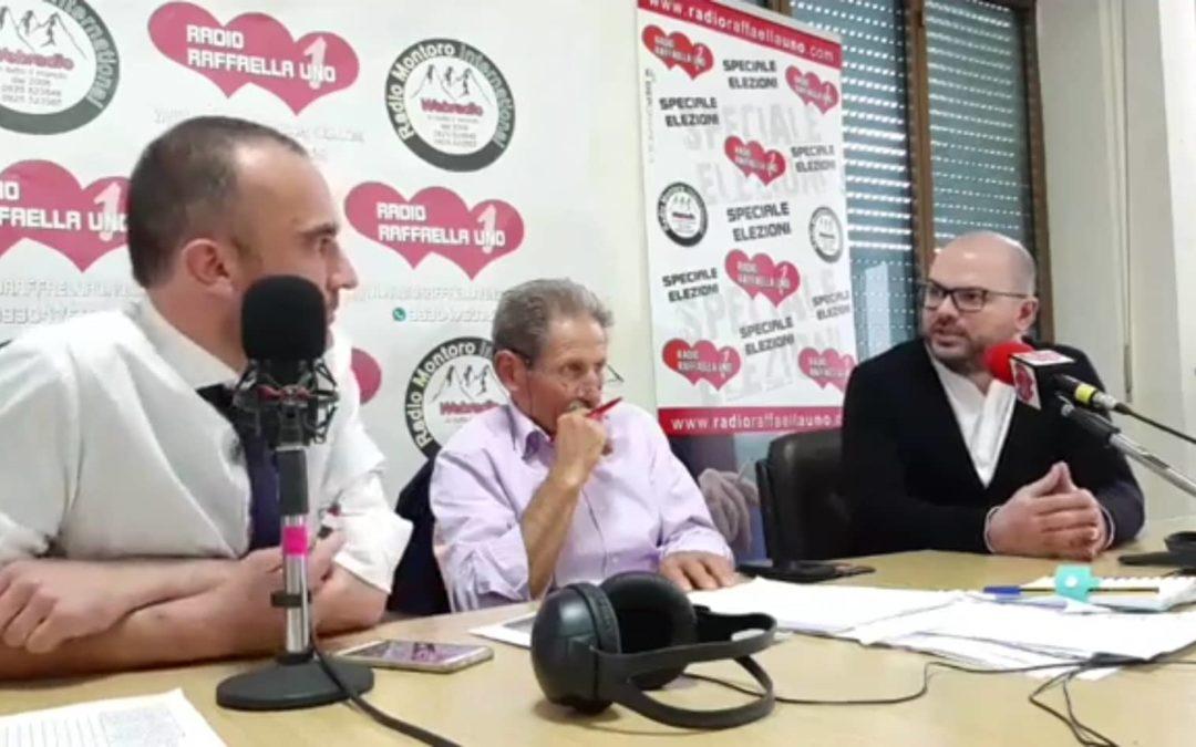 """Elezioni amministrative Città di Montoro, video intervista rilasciata a """"Radio Raffaella Uno""""  – FOTO & VIDEO"""