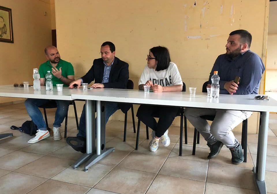 """Il Forum dei Giovani di Serino ha il suo nuovo logo. Vincitrice del """"contest"""" la giovane Vittoria Capuano – FOTO"""