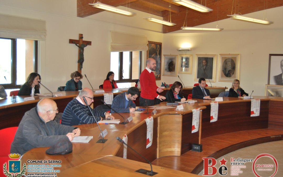 Intervento Marcello Rocco su Nilde Iotti – Consiglio comunale di Serino del 24/07/2019
