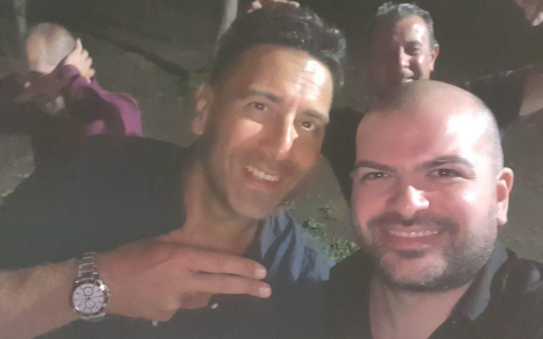Felice compleanno al mio amico Enzo Costanza – FOTO & VIDEO