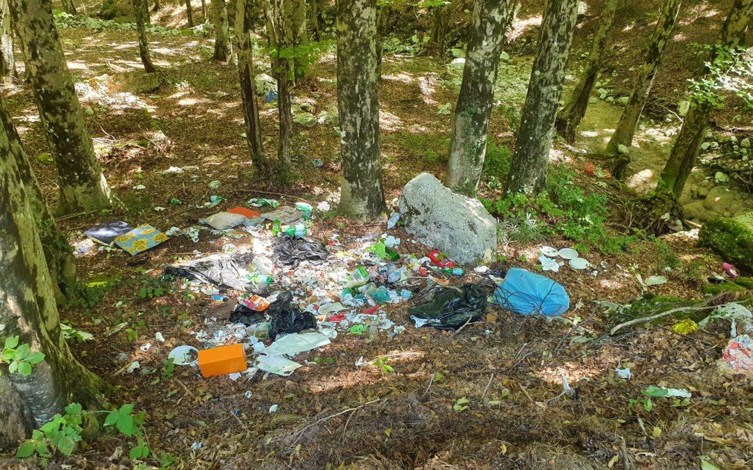 Ancora sversamenti illeciti di rifiuti a Serino e in Irpinia. Difendiamo insieme la nostra terra – VIDEO Irpinia TV e intervista a Il Mattino