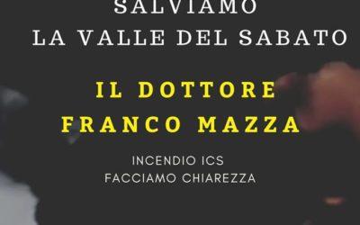 """""""Salviamo la Valle del Sabato"""" il 21 Settembre, in diretta fb, collegandosi alla pagina Del Gaudio – Zinzi"""