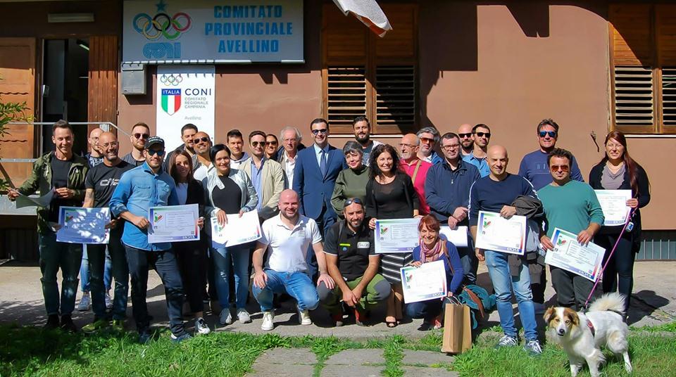 """Grande successo per l'evento """"Irpinia e Sviluppo Sostenibile"""". A Novembre i corsi riprenderanno ad Avellino – FOTO & RASSEGNA STAMPA"""