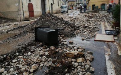 Solidarietà e vicinanza alle comunità irpine colpite dal nubifragio – FOTO, VIDEO & APPROFONDIMENTO