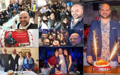 L'ennesimo compleanno passato al fianco delle persone che amo e stimo 🎶❤🎂 FOTO & VIDEO