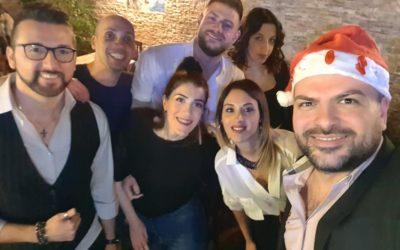 Il Natale passato con gli amici a danzare 🎅🏻💃🏻❤🎶🎄 FOTO