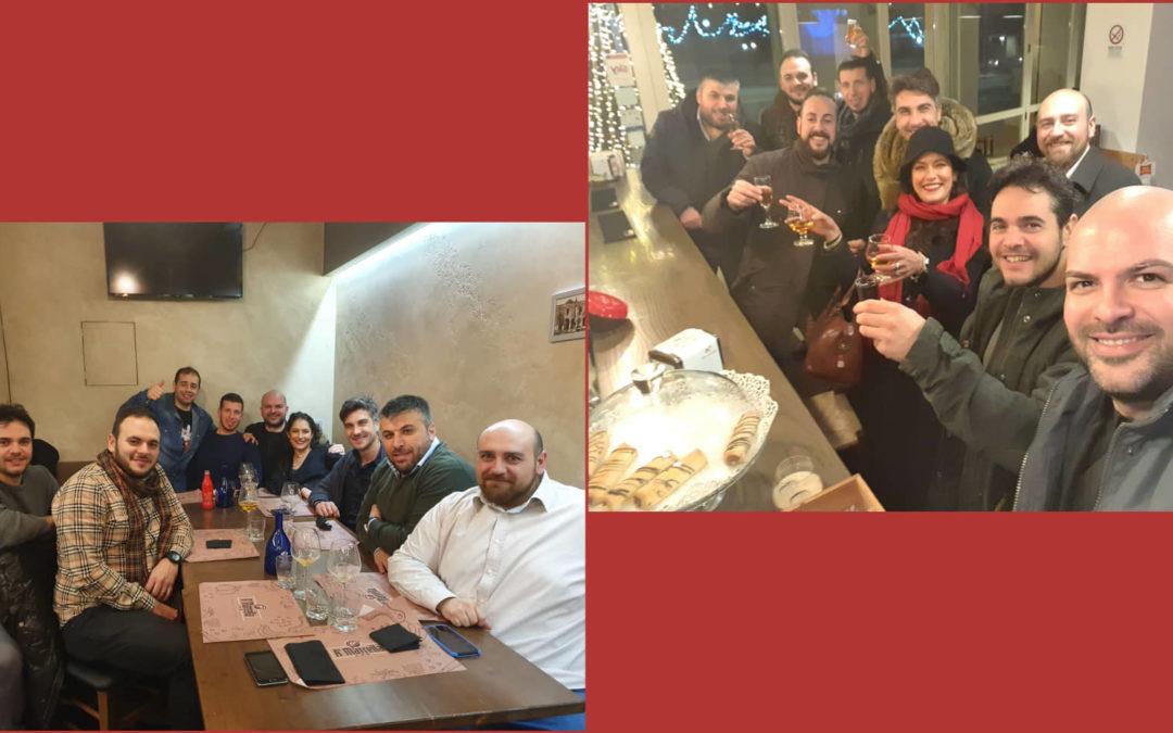 Reunion 2019 con i compagni delle scuole superiore 🍇❤🍷 FOTO