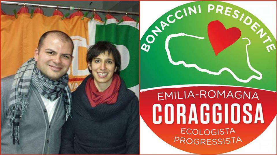 """Endorsement per Elly Schlein e la lista """"Emilia-Romagna CORAGGIOSA Ecologista Progressista"""""""