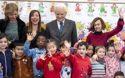 Fiero di essere italiano, del nostro Presidente della Repubblica Sergio Mattarella e dei valori che incarna 🇮🇹❤🇪🇺 APPROFONDIMENTO