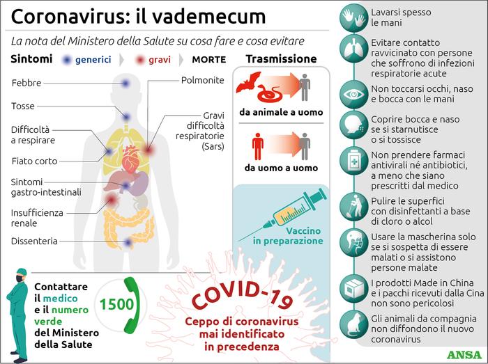 Coronavirus, tutto quello che è necessario sapere – APPROFONDIMENTO