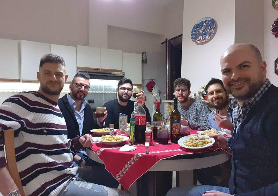 "Rubrica enogastronomica: ""A tavola con Rocco"", coronavirus special edition ❤ – VIDEO & FOTO"